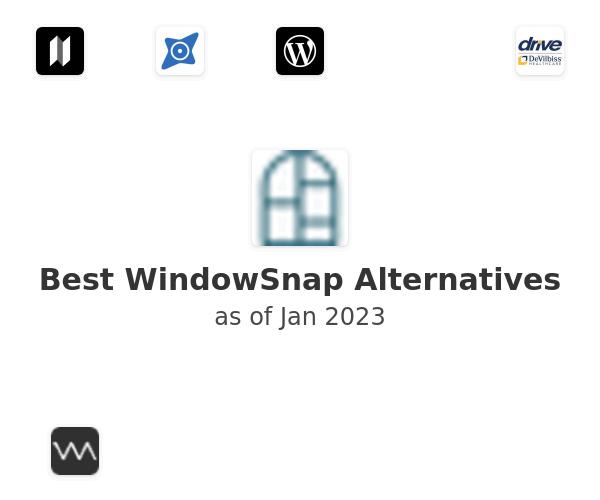 Best WindowSnap Alternatives