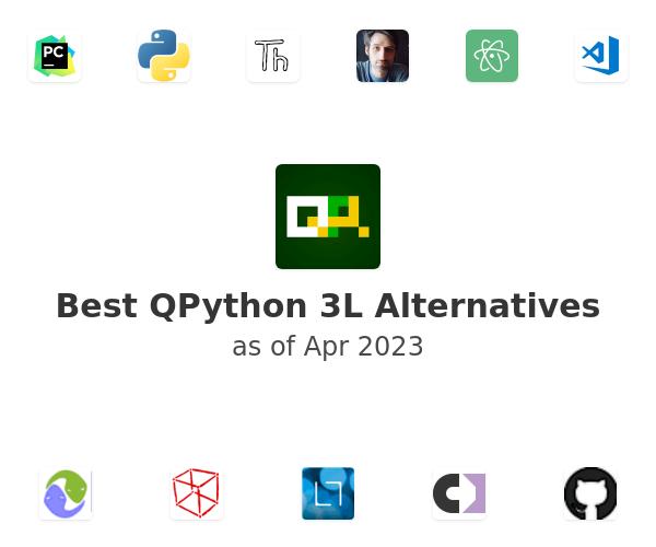 Best QPython 3L Alternatives