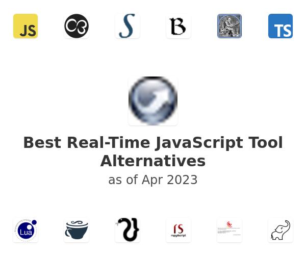 Best Real-Time JavaScript Tool Alternatives