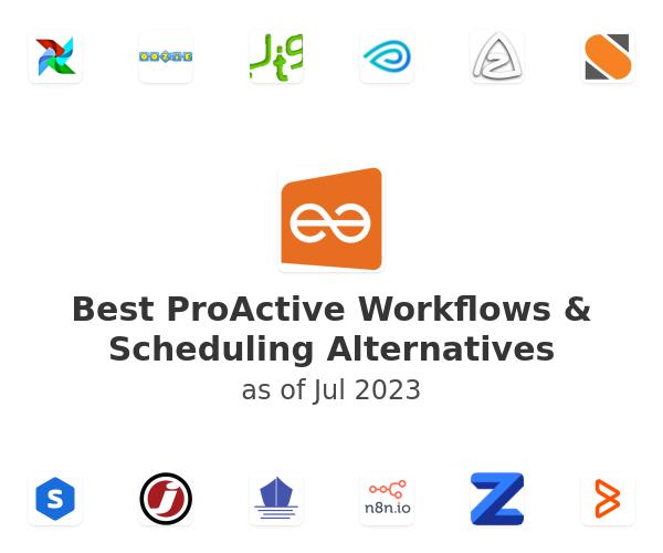Best ProActive Workflows & Scheduling Alternatives
