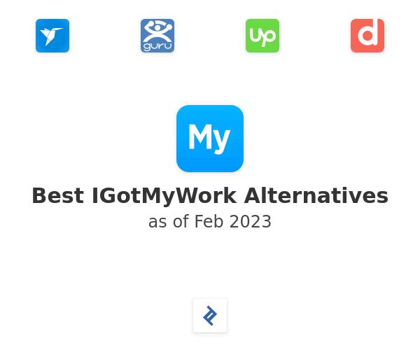 Best IGotMyWork Alternatives