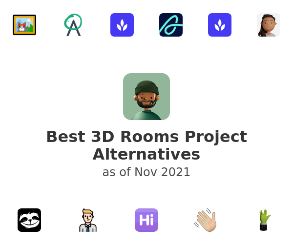 Best 3D Rooms Project Alternatives