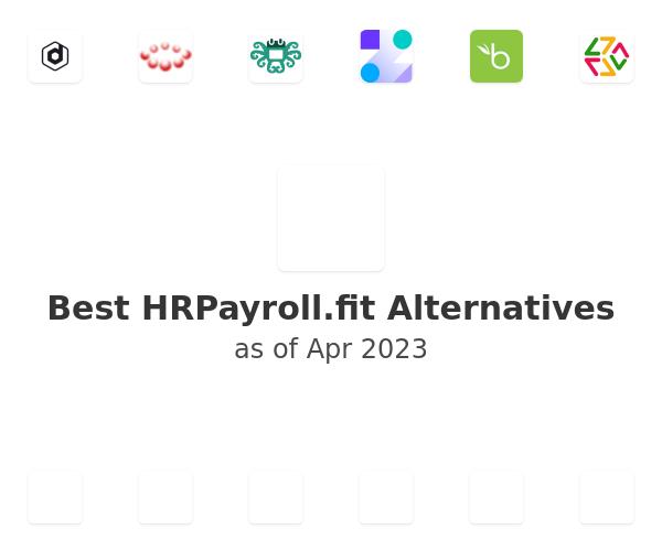 Best HRPayroll.fit Alternatives