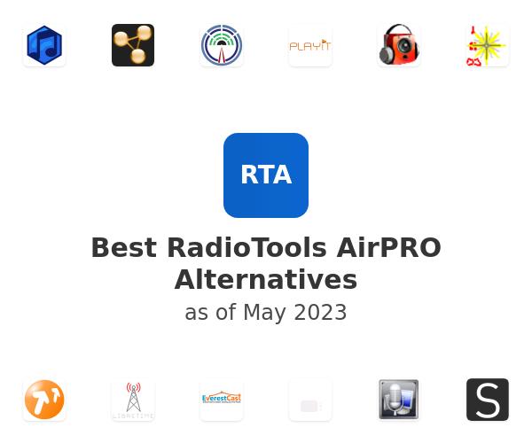 Best RadioTools AirPRO Alternatives