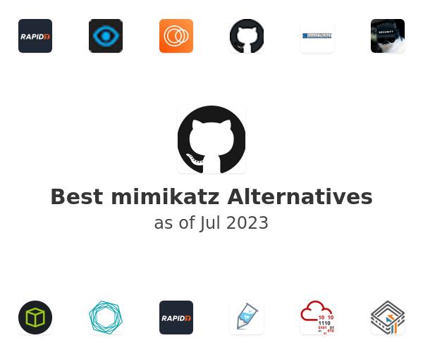 Best mimikatz Alternatives