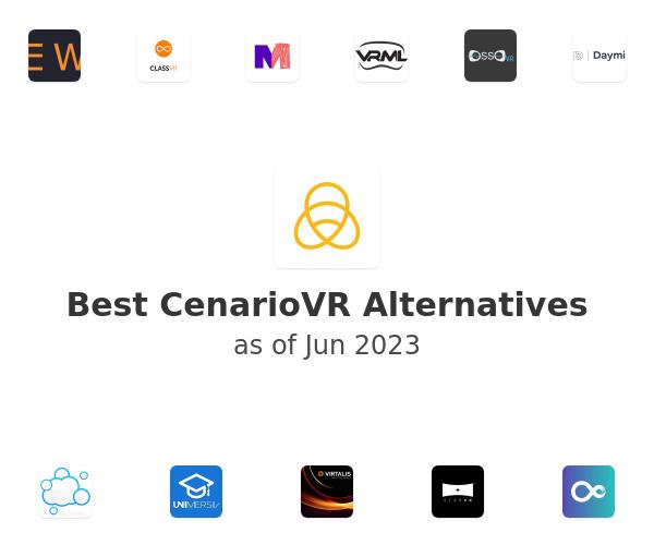 Best CenarioVR Alternatives