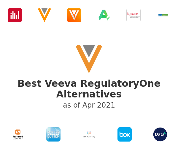 Best Veeva RegulatoryOne Alternatives