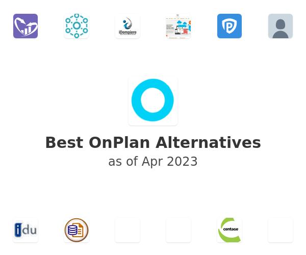 Best OnPlan Alternatives
