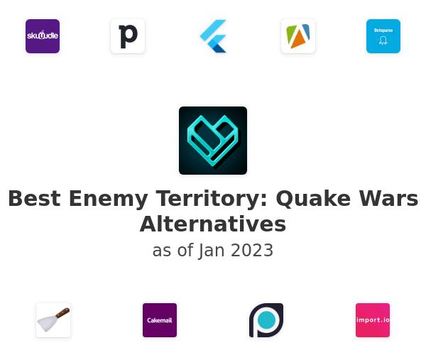 Best Enemy Territory: Quake Wars Alternatives