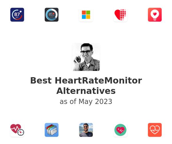 Best HeartRateMonitor Alternatives