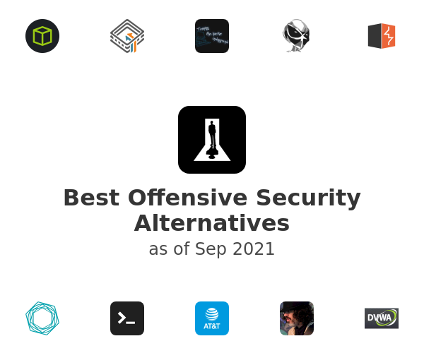 Best Offensive Security Alternatives