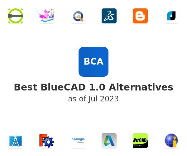 Best BlueCAD 1.0 Alternatives
