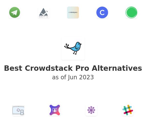 Best Crowdstack Community Alternatives