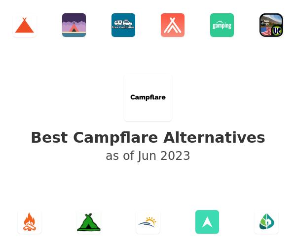 Best Campflare Alternatives