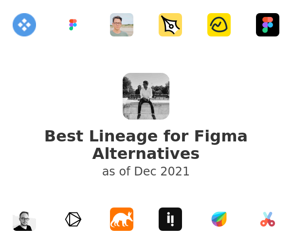 Best Lineage for Figma Alternatives