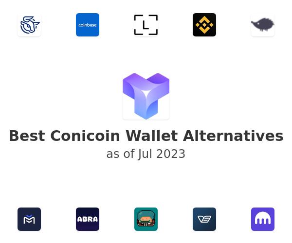 Best Conicoin Wallet Alternatives
