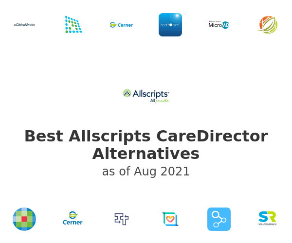 Best Allscripts CareDirector Alternatives