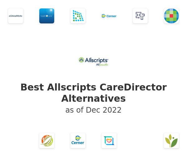 Best Allscripts CareDirector Alternatives
