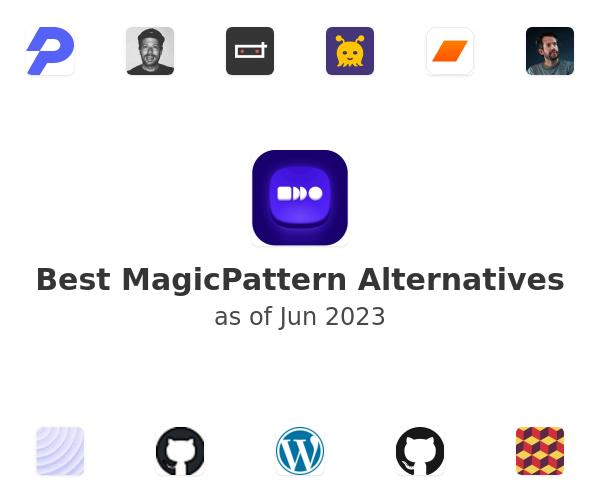 Best MagicPattern Alternatives