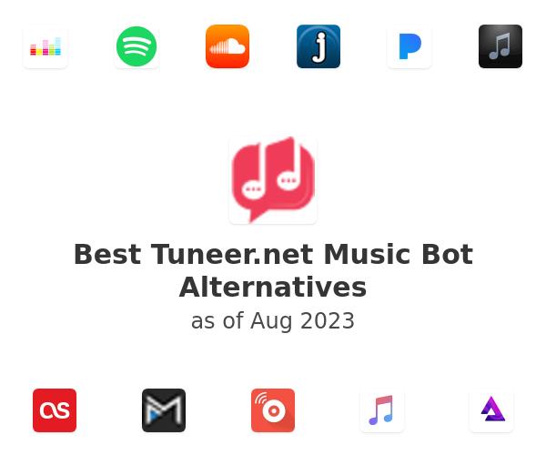 Best Tuneer.net Music Bot Alternatives