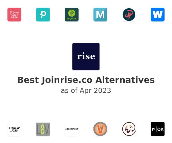 Best Joinrise.co Alternatives
