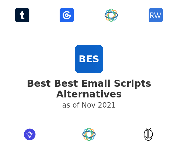 Best Best Email Scripts Alternatives