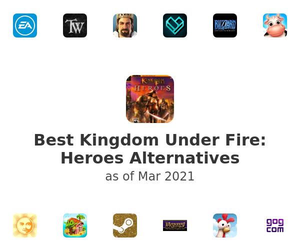 Best Kingdom Under Fire: Heroes Alternatives