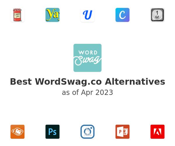 Best WordSwag.co Alternatives