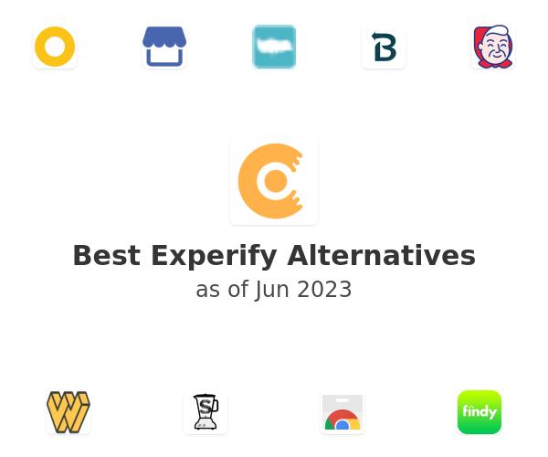 Best Experify Alternatives