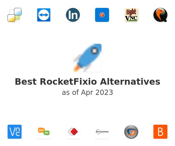Best RocketFixio Alternatives