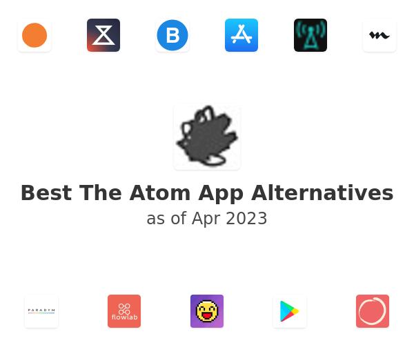 Best The Atom App Alternatives