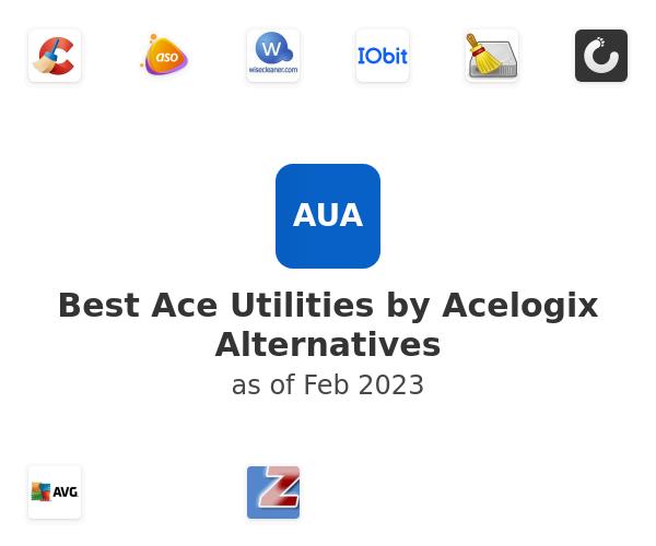 Best Ace Utilities by Acelogix Alternatives
