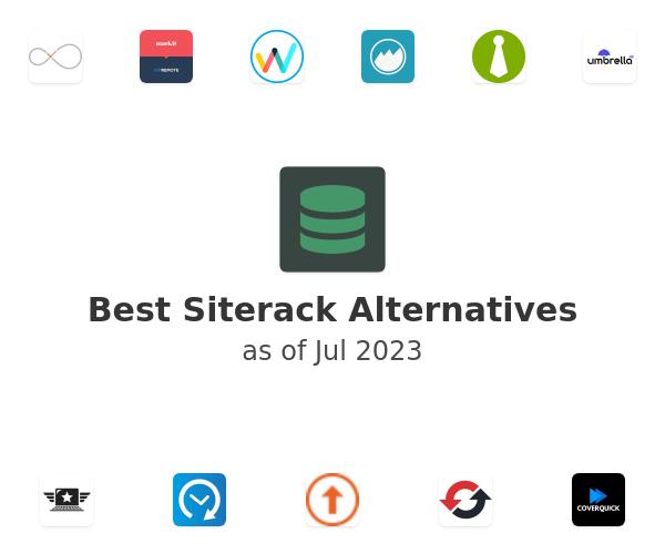 Best Siterack Alternatives