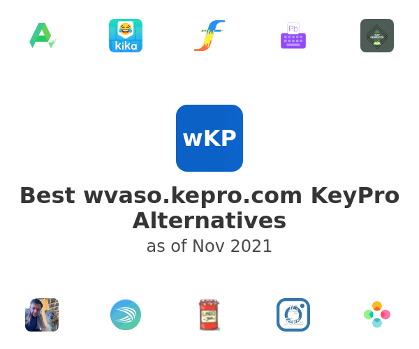 Best KeyPro Alternatives