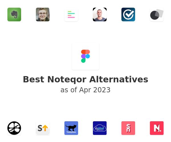 Best Noteqor Alternatives