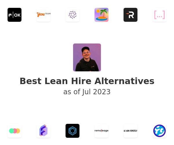 Best Lean Hire Alternatives