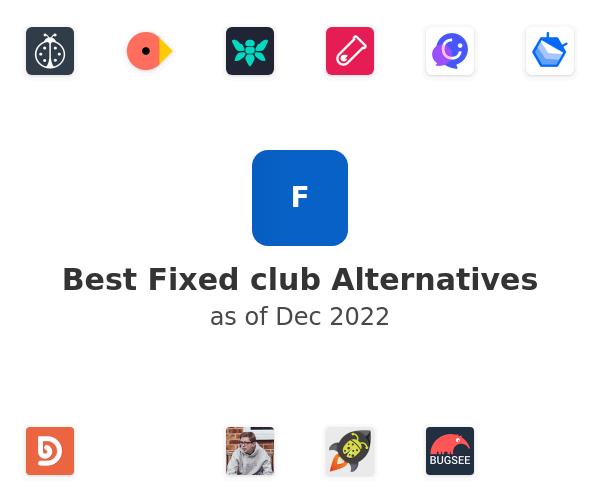 Best Fixed club Alternatives