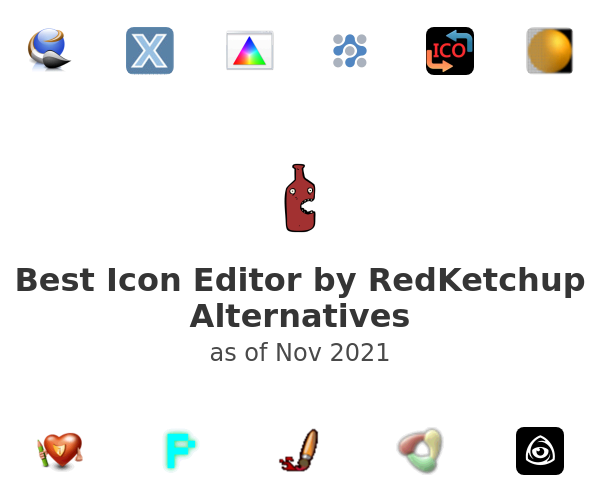 Best Icon Editor by RedKetchup Alternatives
