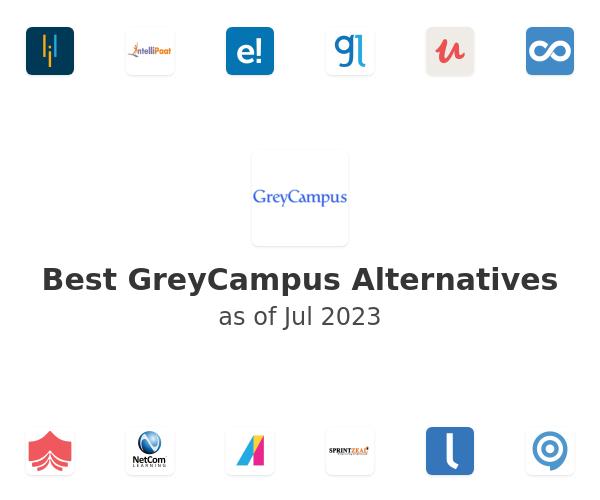 Best GreyCampus Alternatives