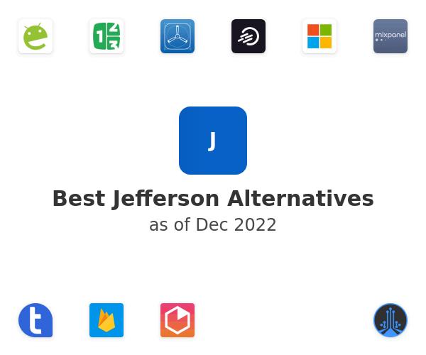 Best Jefferson Alternatives