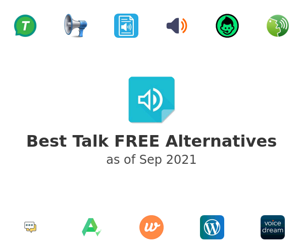 Best Talk FREE Alternatives