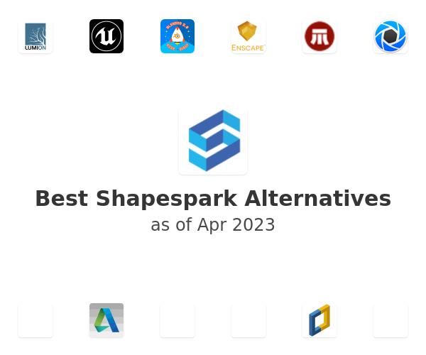 Best Shapespark Alternatives