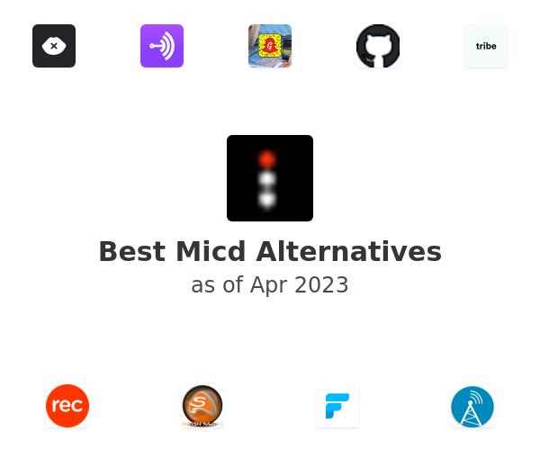 Best Micd Alternatives