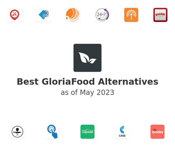 Best GloriaFood Alternatives