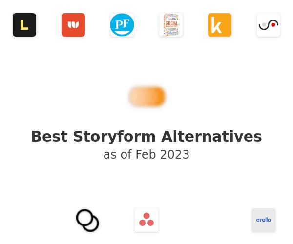 Best Storyform Alternatives