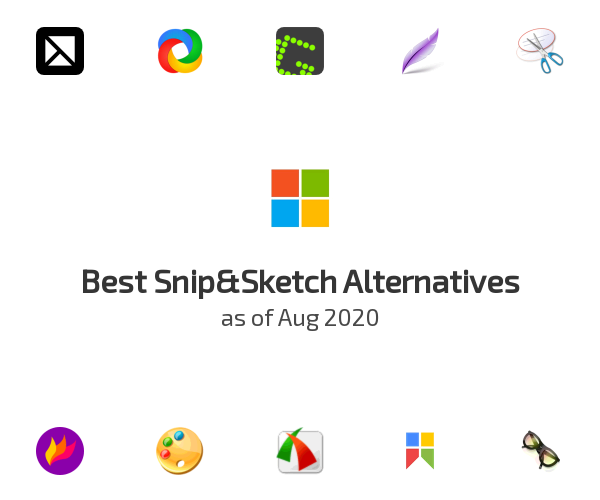 Best Snip&Sketch Alternatives