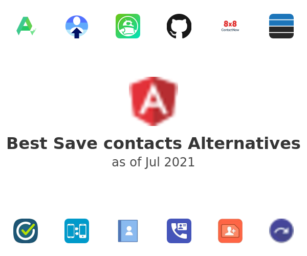 Best Save contacts Alternatives