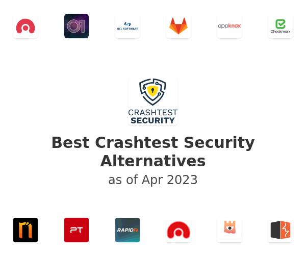 Best Crashtest Security Alternatives