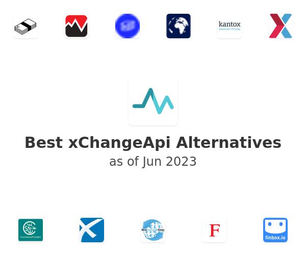 Best xChangeApi Alternatives