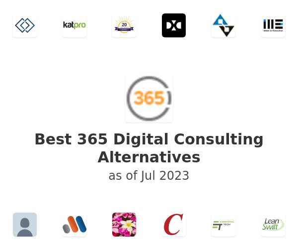 Best 365 Digital Consulting Alternatives